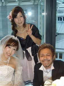 結婚式 003
