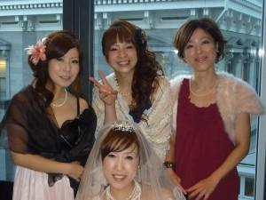 結婚式 004